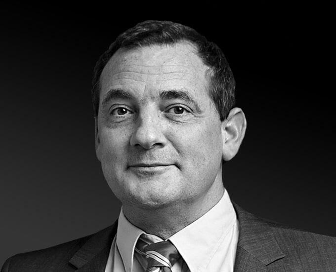 Robert Jeffares Betriebsleiter